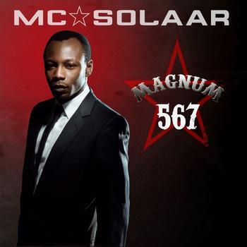 MC Solaar - Magnum 567   (Pack contenant 3 albums de MC Solaar : Cinquième As, Mach 6 et Chapitre 7)
