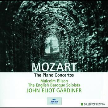 John Eliot Gardiner / English Baroque Soloists / Malcolm Bilson - Mozart, W.A.: The Piano Concertos