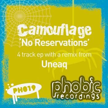 Camouflage - No Reservations