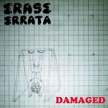 Erase Errata - Damaged b/w Ouija Boarding - 7inch