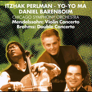 Daniel Barenboim - Brahms: Double Concerto / Mendelssohn: Violin Concerto