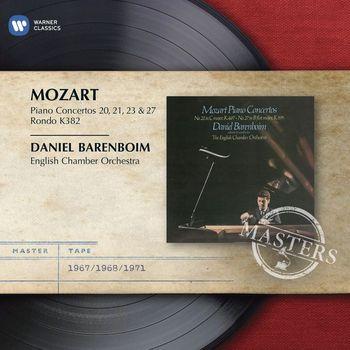 Daniel Barenboim - Mozart: Popular Piano Concertos