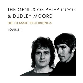 Peter Cook - The Genius Of Peter Cook and Dudley Moore