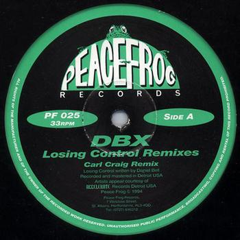 DBX - Losing Control Remixes