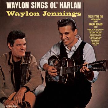 Waylon Jennings - Waylon Sings Ol' Harlan