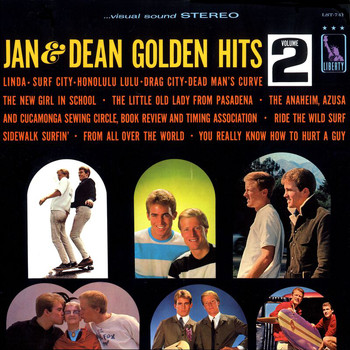 Jan & Dean - Golden Hits Vol. 2
