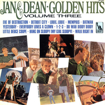 Jan & Dean - Golden Hits Vol. 3