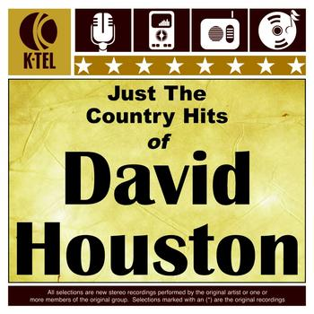 David Houston - Just The Country Hits Of David Houston