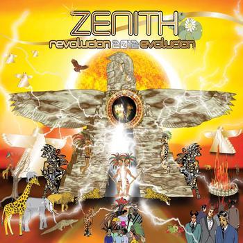 Zenith, Dj Nadir - Revolucion Evolucion 2012
