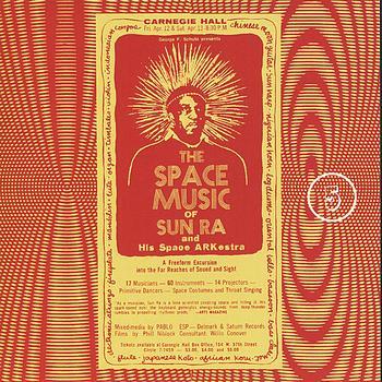 Sun Ra - The Universe Sent Me
