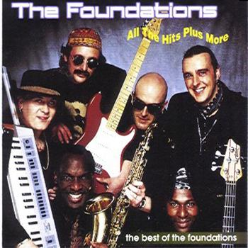The Foundations - All the Hits Plus More - The Best of the Foundations