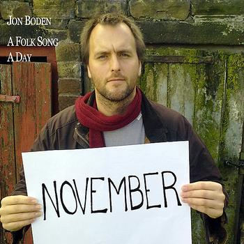 Jon Boden - A Folk Song A Day : November