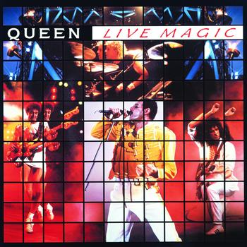 Queen - Live Magic