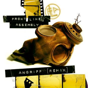 Front Line Assembly - Angriff - EP