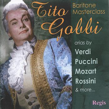 Tito Gobbi - Baritone Masterclass