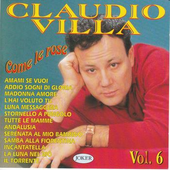 Claudio Villa - Come le rose