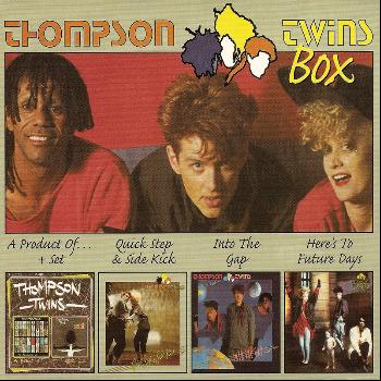 Thompson Twins - Box Set