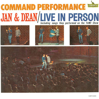 Jan & Dean - Command Performance