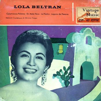 Lola Beltrán - Vintage México Nº21 - EPs Collectors