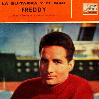 "Freddy Quinn - Vintage Pop Nº 110 - EPs Collectors, ""Die Guitarre Und Das Meer"""
