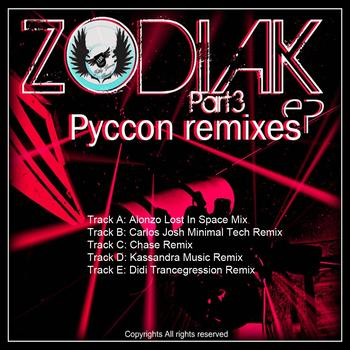 Alonzo - Pyccon (The Remixes)