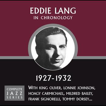 Eddie Lang - Complete Jazz Series 1927 - 1932
