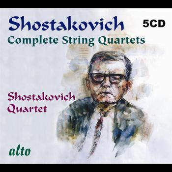 Shostakovich Quartet - Shostakovich: Complete String Quartets