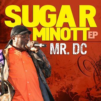 Sugar Minott - Sugar Minott EP Mr. DC