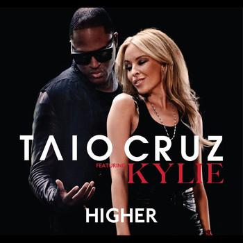 Taio Cruz / Kylie Minogue - Higher