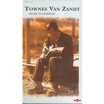 Townes Van Zandt - Texas Troubadour