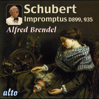 Alfred Brendel - Schubert: Impromptus (complete); Moments Musicaux (selected)