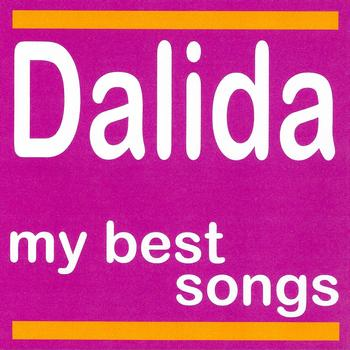 Dalida - My Best Songs - Dalida