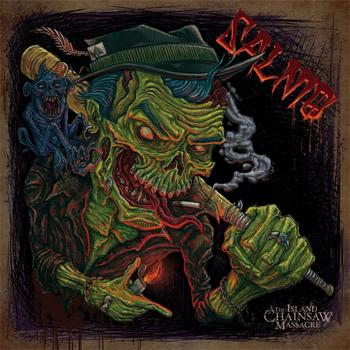 Salmo - The Island Chainsaw Massacre