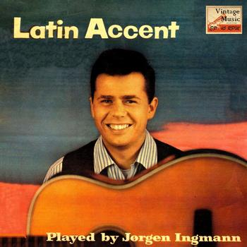 Jorgen Ingmann - Vintage Jazz No. 153 - EP: Guitar, Latin Accent