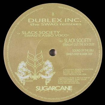 Dublex Inc. - The Swag Remixes