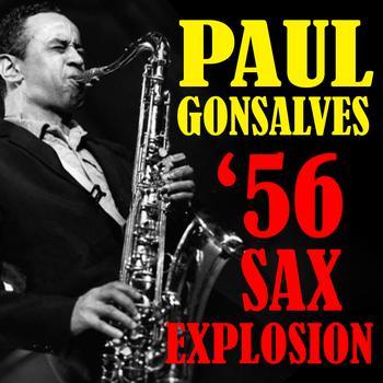 Paul Gonsalves - 56 Sax Explosion