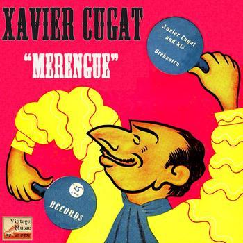 Xavier Cugat - Vintage Dance Orchestras No. 268 - EP: Merengue