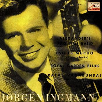 Jorgen Ingmann - Vintage Jazz No. 166 - EP: Rag Time Guitar