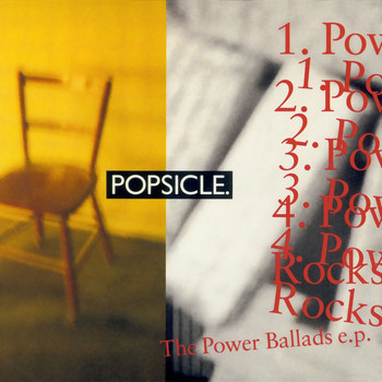 Popsicle - The Power Ballads EP