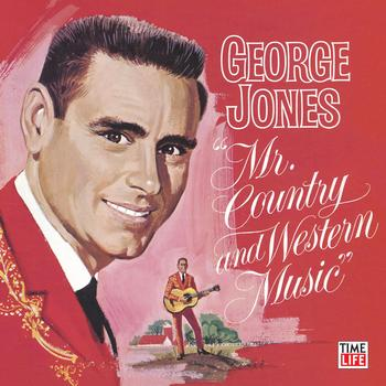 George Jones - Mr Country & Western Music