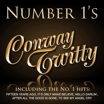 Conway Twitty - Number 1´s - Conway Twitty