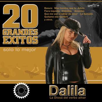Dalila - 20 Grandes Exitos