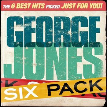 George Jones - Six Pack - George Jones - EP