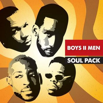 Boys II Men - Soul Pack - Boys II Men - EP