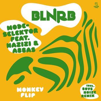 Modeselektor - Monkey Flip feat. Nazizi & Abbas