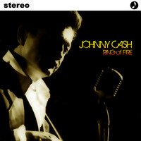 Johnny Cash Ring Of Fire - Synchronisation License
