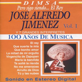 Jose Alfredo Jimenez - Jose Alfredo Jimenez y 7 Grandes Interpretes Vol. I