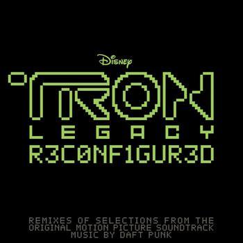 Daft Punk - TRON Legacy: Reconfigured