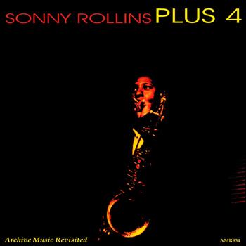 Sonny Rollins - Plus 4 - EP