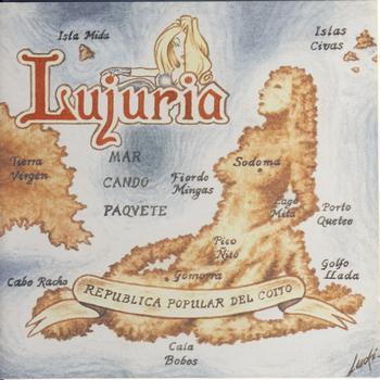 Lujuria - Republica Polupar del Coito